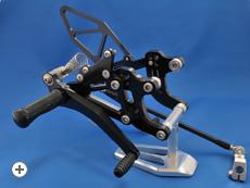 【WOODSTOCK】腳踏後移套件 (NSR250R 94-用) - 「Webike-摩托百貨」