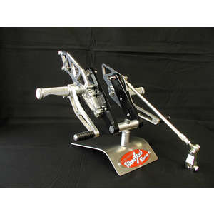 WOODSTOCK Rear Sets Kit for GPZ1100F
