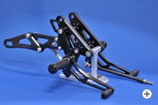 【WOODSTOCK】腳踏後移套件 (ZEPHYR1100用) - 「Webike-摩托百貨」