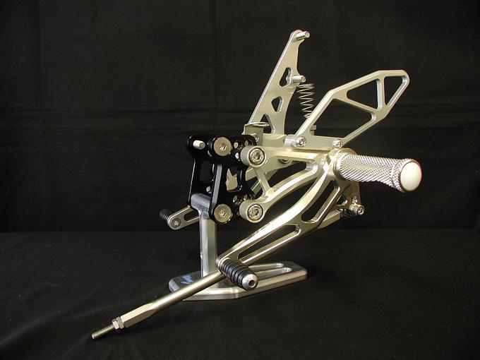 【WOODSTOCK】腳踏後移套件 (ZX-12R用) - 「Webike-摩托百貨」