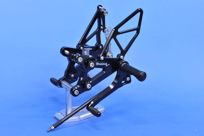 【WOODSTOCK】腳踏後移套件 (ZX-6RR 09-用) - 「Webike-摩托百貨」