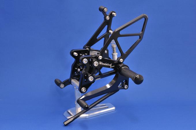 【WOODSTOCK】腳踏後移套件 (ZX-10R 11-用) - 「Webike-摩托百貨」