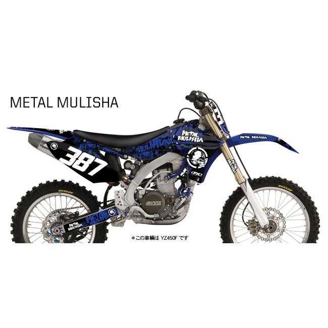 【FACTORY EFFEX】Metal Marysia 車身貼紙 - 「Webike-摩托百貨」