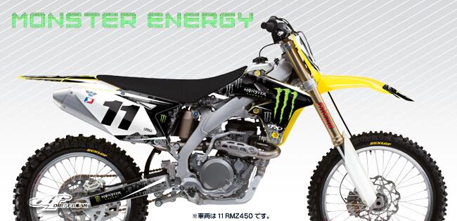 【FACTORY EFFEX】Monster energy 貼紙 - 「Webike-摩托百貨」