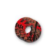 【FACTORY EFFEX】握把 甜甜圈 Metal Mulisha - 「Webike-摩托百貨」