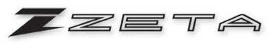 【ZETA】ZETA Diecut貼紙 - 「Webike-摩托百貨」