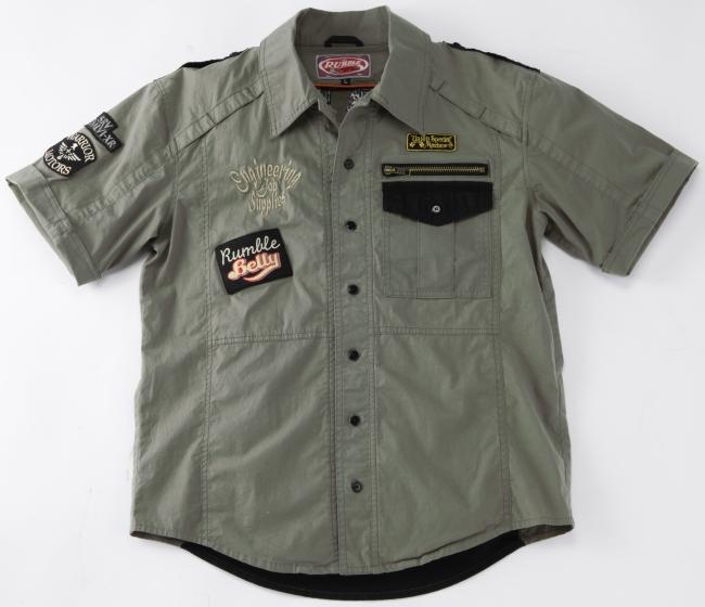 【RUMBLE】車隊人員襯衫 - 「Webike-摩托百貨」