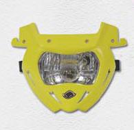 【UFO】Panther 頭燈專用下部頭燈(維修替換品) - 「Webike-摩托百貨」