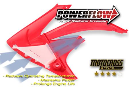 【CYCRA】Power Flow Intake 散熱器(水箱)罩 - 「Webike-摩托百貨」
