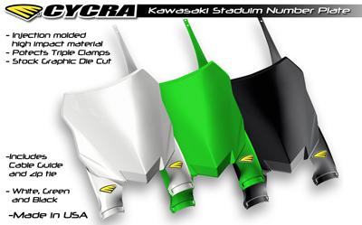 【CYCRA】前號碼牌 - 「Webike-摩托百貨」
