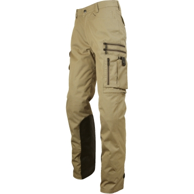 【ROUGH&ROAD】防潑水騎士拉鍊褲 - 「Webike-摩托百貨」