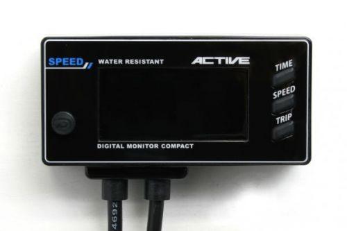 【ACTIVE】數位儀錶 - 「Webike-摩托百貨」