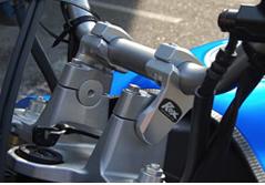 【ODAX】ROX 叉銷式把手增高座 - 「Webike-摩托百貨」