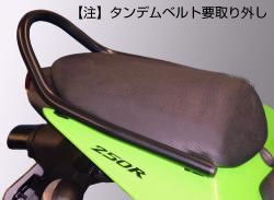 【ODAX】RENNTEC 後扶手 - 「Webike-摩托百貨」