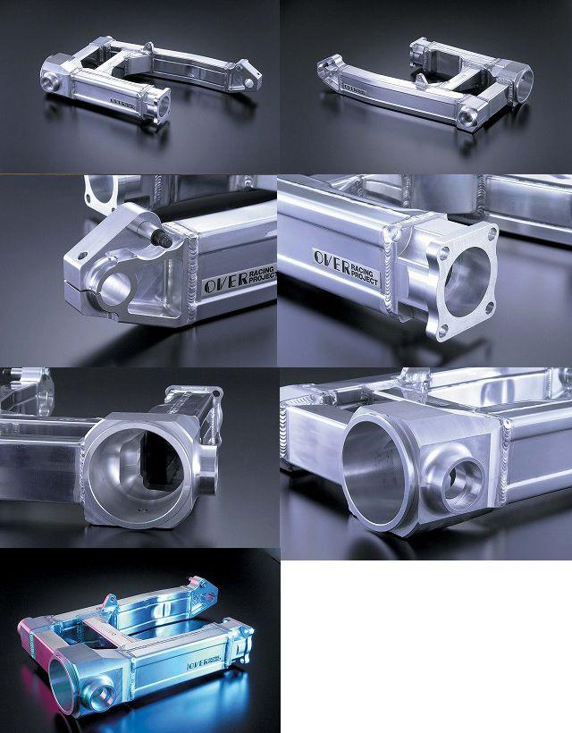 【OVER】 鋁合金標準型後搖臂 - 「Webike-摩托百貨」