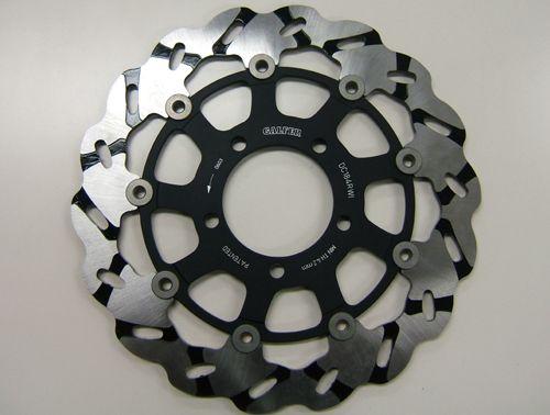 【GALFER】浮動式浪花型煞車碟盤 - 「Webike-摩托百貨」