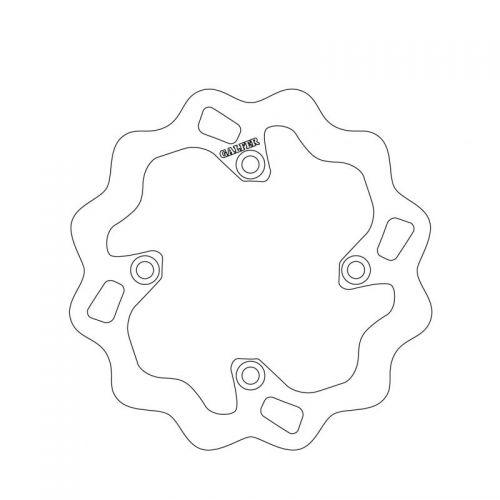 【GALFER】浪花煞車碟盤 - 「Webike-摩托百貨」