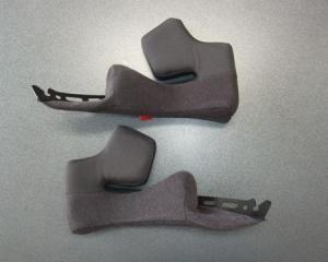 【SHOEI】XR-1100 面頰墊 - 「Webike-摩托百貨」