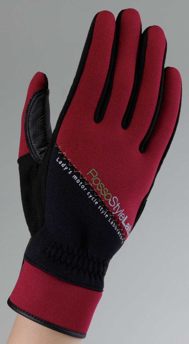 【Rosso StyleLab】Neoprene手套 - 「Webike-摩托百貨」