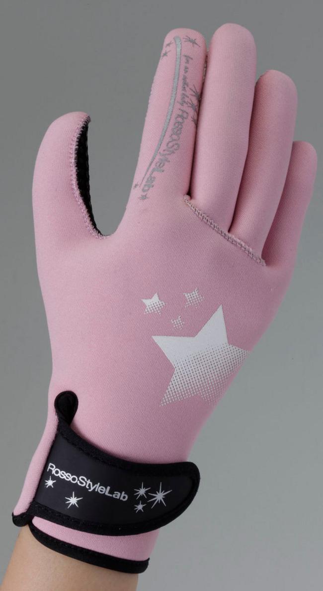 【Rosso StyleLab】Rosso Star Neoprene手套 - 「Webike-摩托百貨」