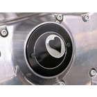 【MISUMI ENGINIEERING】正時外蓋 (Heart Black) - 「Webike-摩托百貨」