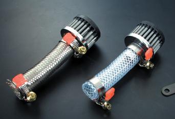 【LUKE】K&N 通氣軟管過濾器套件 19Φ - 「Webike-摩托百貨」