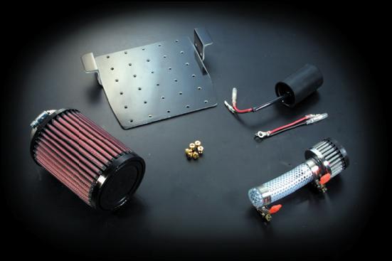 【LUKE】Ska-Tune 配線組與電系固定座套件 一般型電瓶規格 - 「Webike-摩托百貨」