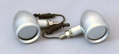 【CF POSH】New School 方向燈 Satellite 電鍍 - 「Webike-摩托百貨」