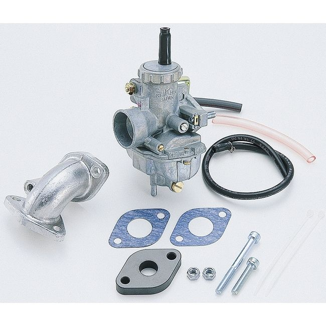 【CF POSH】KEIHIN PC20 化油器套件 (進氣岐管) (附Carl短喇叭口) - 「Webike-摩托百貨」