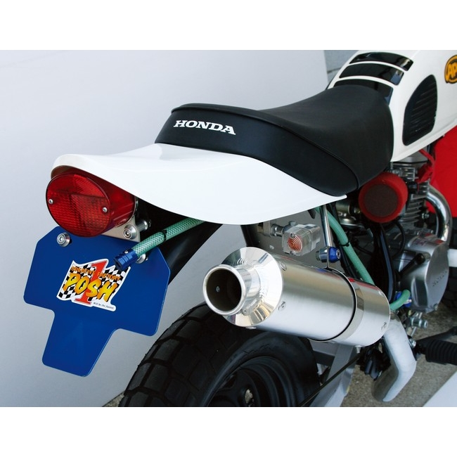 【CF POSH】一般型坐墊専用 車尾整流罩 (Type ZII) - 「Webike-摩托百貨」