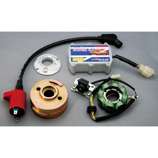 【CF POSH】Endurance 電盤套件 - 「Webike-摩托百貨」