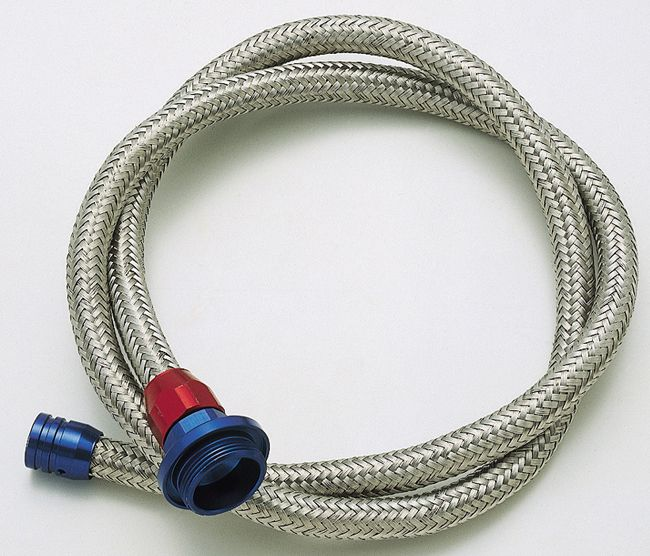 【CF POSH】不銹鋼通氣軟管套件 - 「Webike-摩托百貨」
