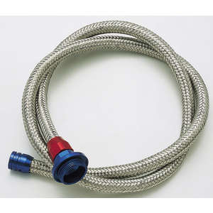 CF POSH Stainless Blade Breather Hose Kit