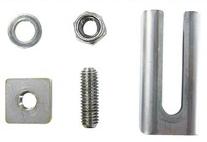 【CF POSH】焊接型排氣管支架 - 「Webike-摩托百貨」