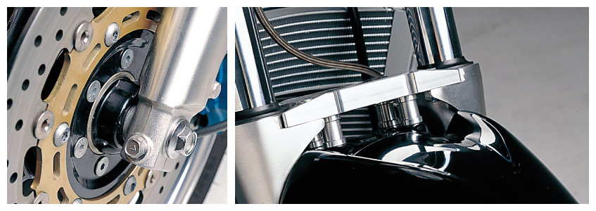 【ACTIVE】17吋輪框對應速度錶齒輪&前土除固定襯套組 - 「Webike-摩托百貨」