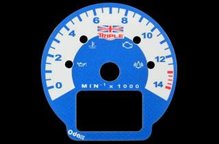 【ODAX】EL儀錶面板 - 「Webike-摩托百貨」