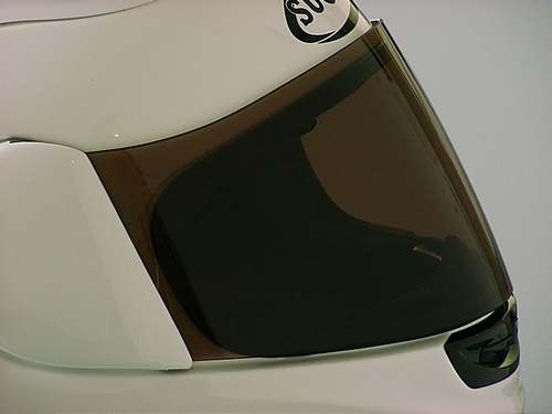 【SUOMY】安全帽鏡片(淡墨色) - 「Webike-摩托百貨」