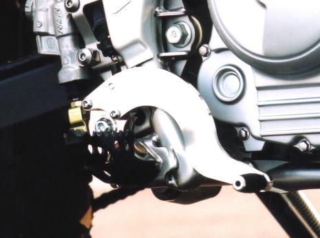 【REAL BALANCE】降低型煞車踏桿 - 「Webike-摩托百貨」