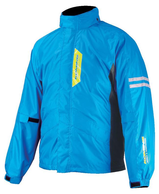 【KOMINE】RK-539 Breathter 套裝雨衣 Fiato - 「Webike-摩托百貨」