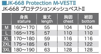 【KOMINE】JK-668 防護網格背心II - 「Webike-摩托百貨」