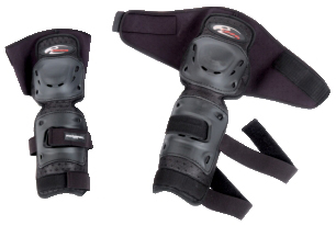 SK-607 Extreme Knee Shin Protector, Short