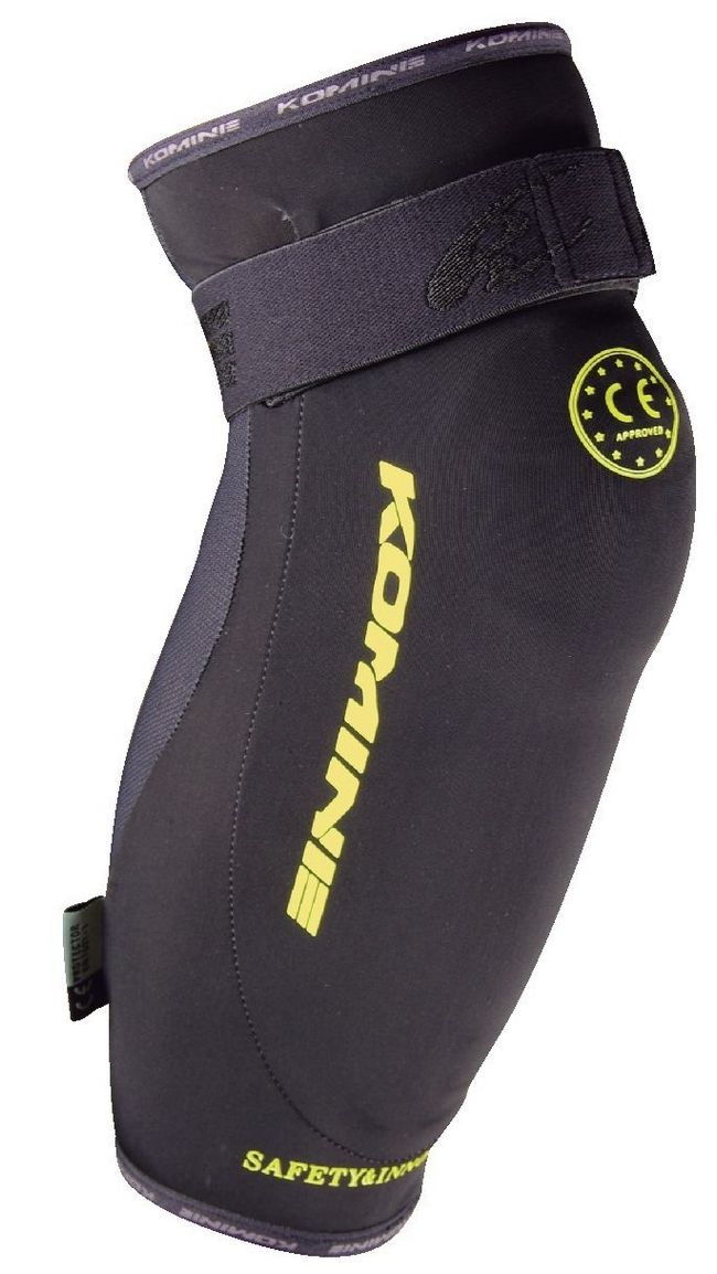 SK-638 CE Support Knee Shin Guard, Free KOMINE