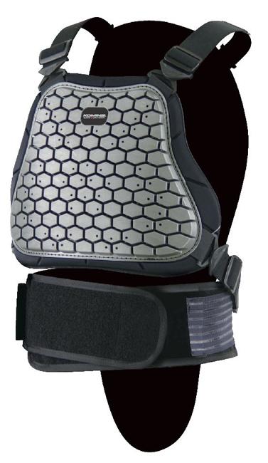 【KOMINE】SK-680 內穿式護胸CE Level 2 - 「Webike-摩托百貨」