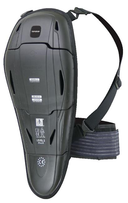 SK-681 Extreme Back guard CE Level 2 KOMINE
