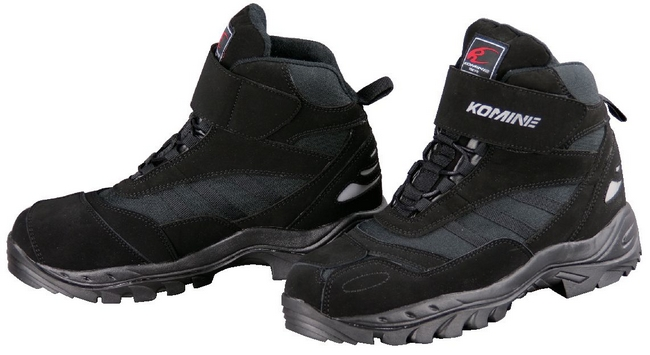 BK-061 FTC Riding Shoes KOMINE