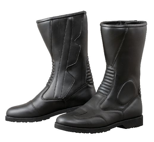 【KOMINE】K520 側拉鍊車靴 - 「Webike-摩托百貨」