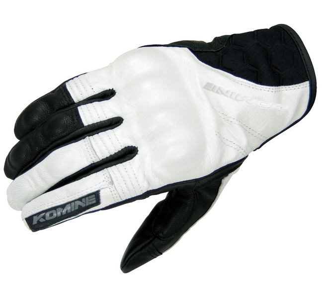 【KOMINE】GK-125 皮革防護手套-Dino Spa - 「Webike-摩托百貨」