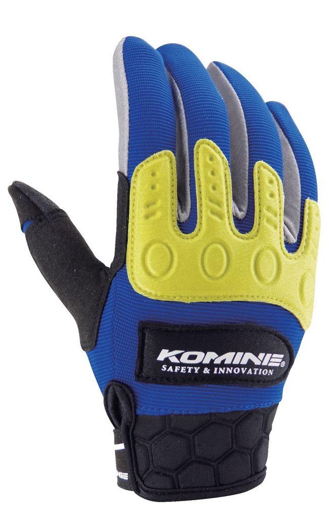 【KOMINE】GK-135 專業教練人員手套 Advanced - 「Webike-摩托百貨」