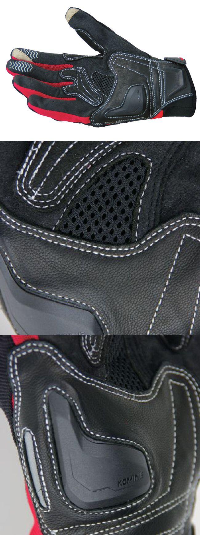 【KOMINE】GK-139 網格防護手套 Puraeto - 「Webike-摩托百貨」