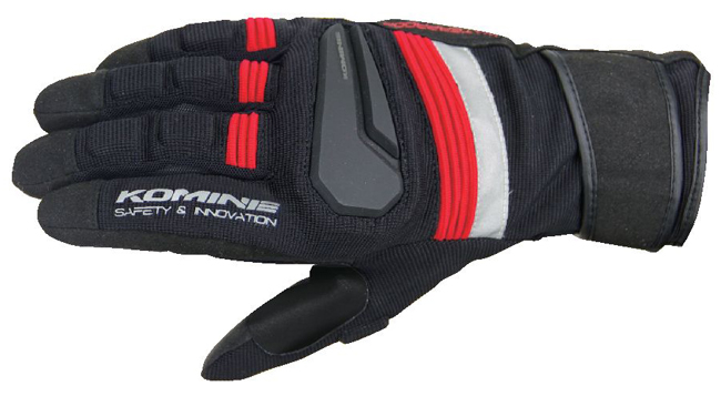 GK-145 Super Fit Rain Gloves ACROPOLIS KOMINE